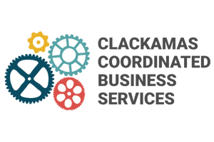 Clackamas Coordinated Business Services Logo